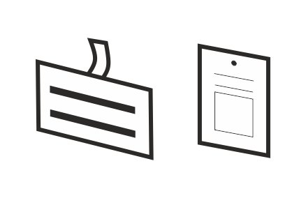 Identyfikatory Ikona